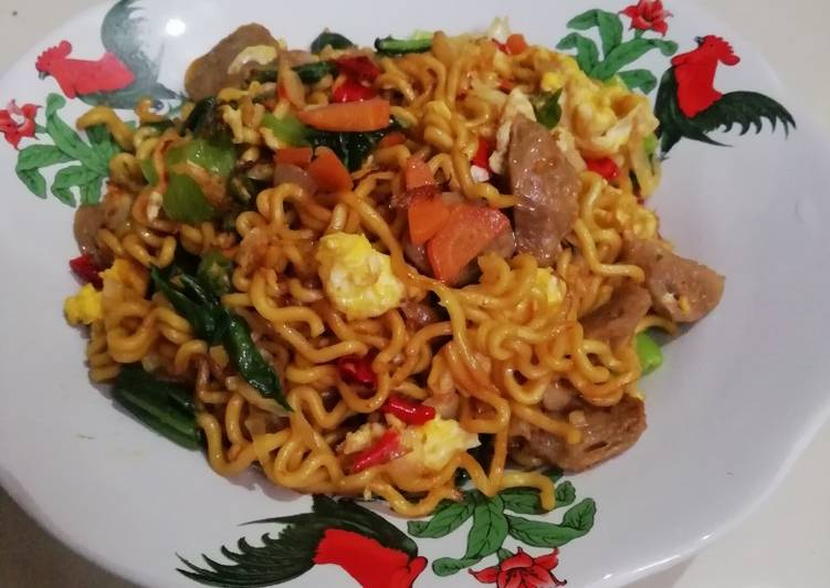 Mie Goreng Simple