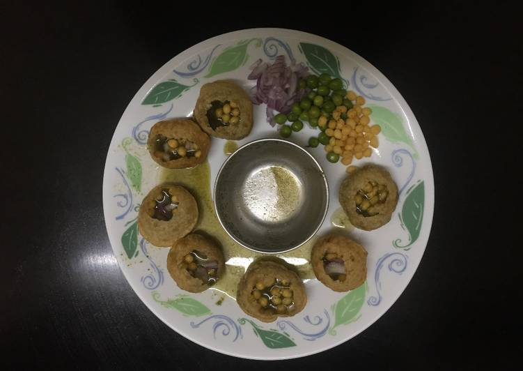Top 100 Dinner Ideas Super Quick Homemade Pani Puri
