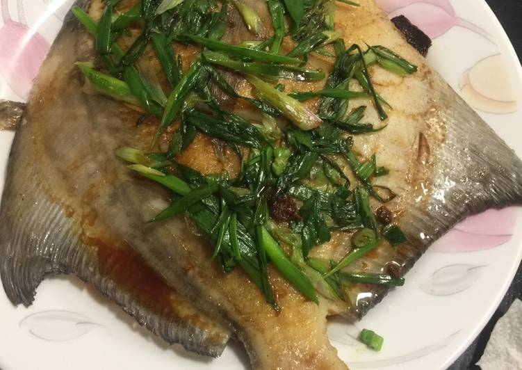 Resep 19 Goreng Ikan Bawal Putih Bawal Laut Oleh Eny Sutrisno Cookpad