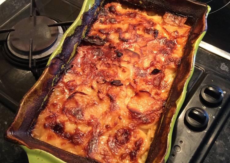 recette Gratin Dauphinois à ma Façon le délicieux