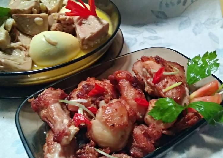 Ayam Goreng Ketumbar no Ungkep