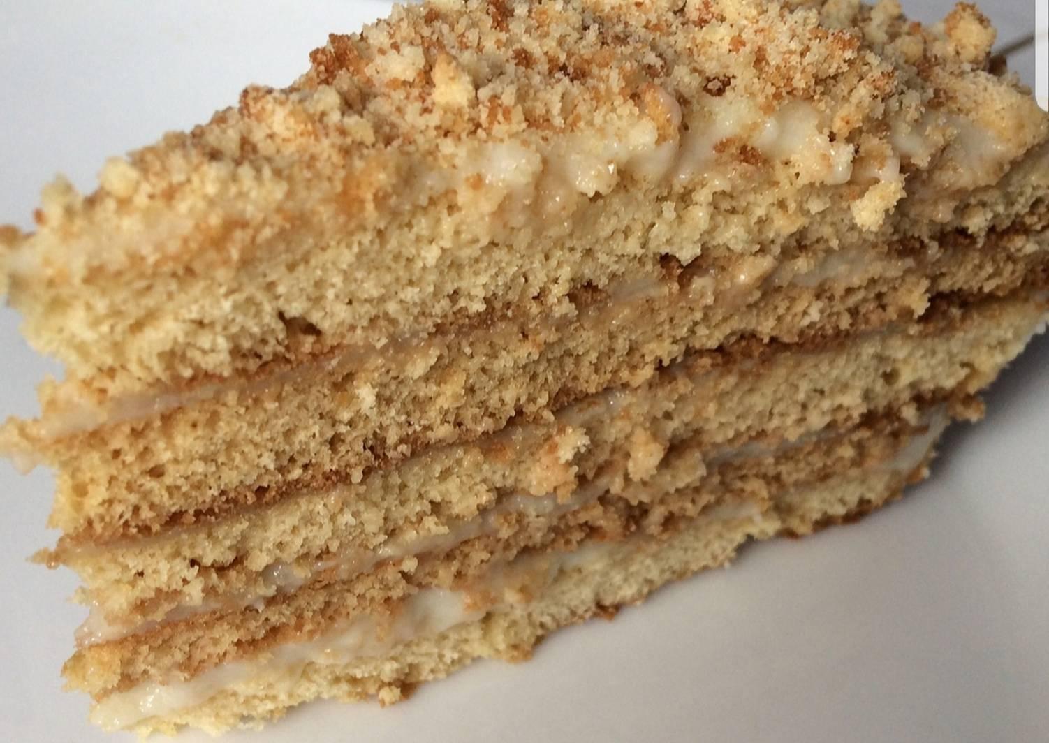 торт медовик ангарский рецепт с фото такие комбинации