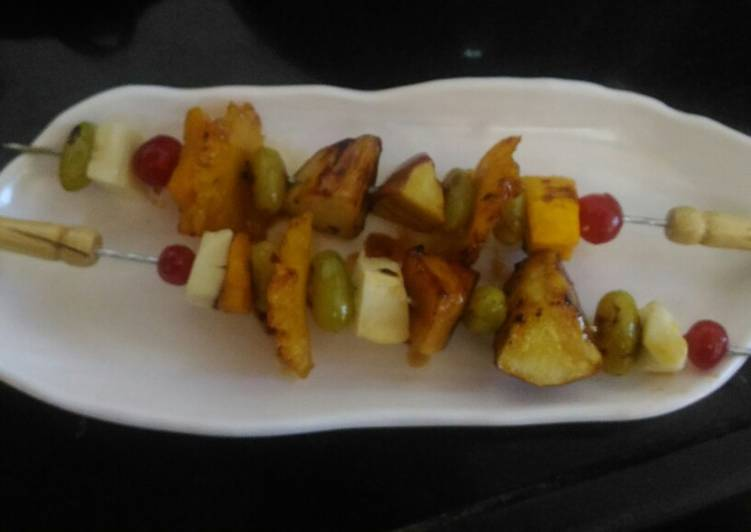 Fruit Barbecue