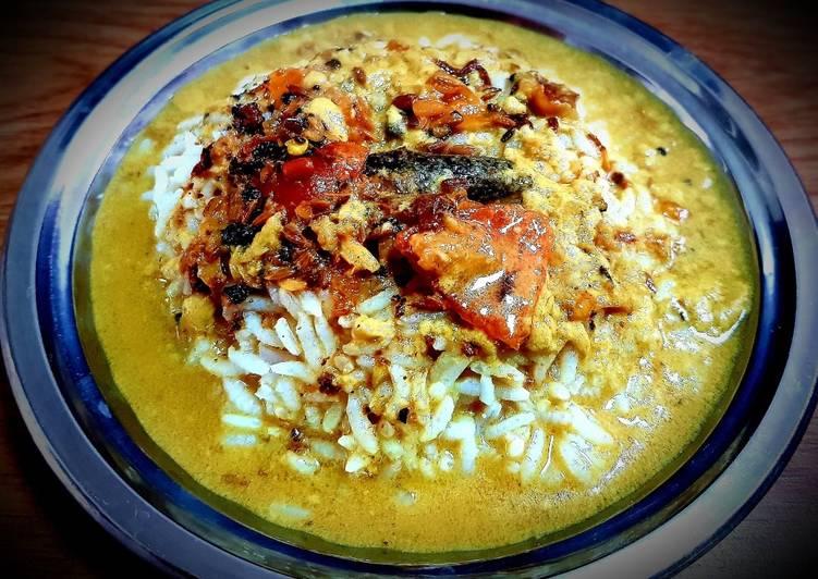 Coconut Milk Rasam (Soup)