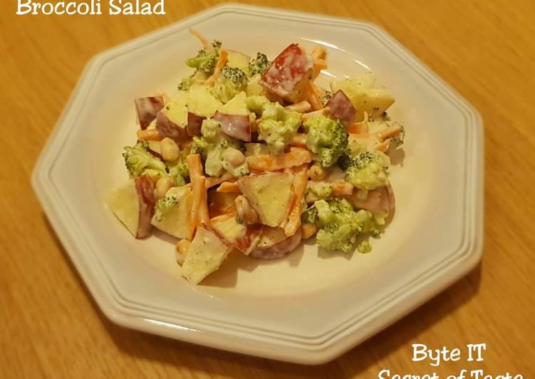 Recipe: Perfect Broccoli salad