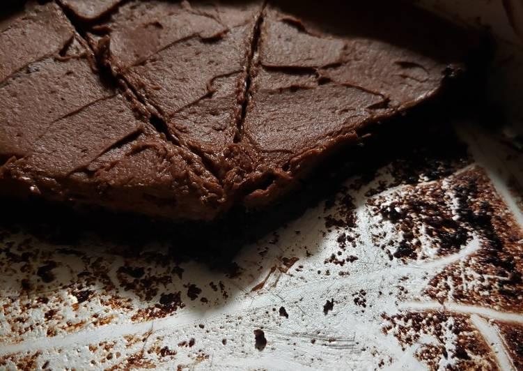 Crazy Chocolate Cake #keto #ketopad #debm