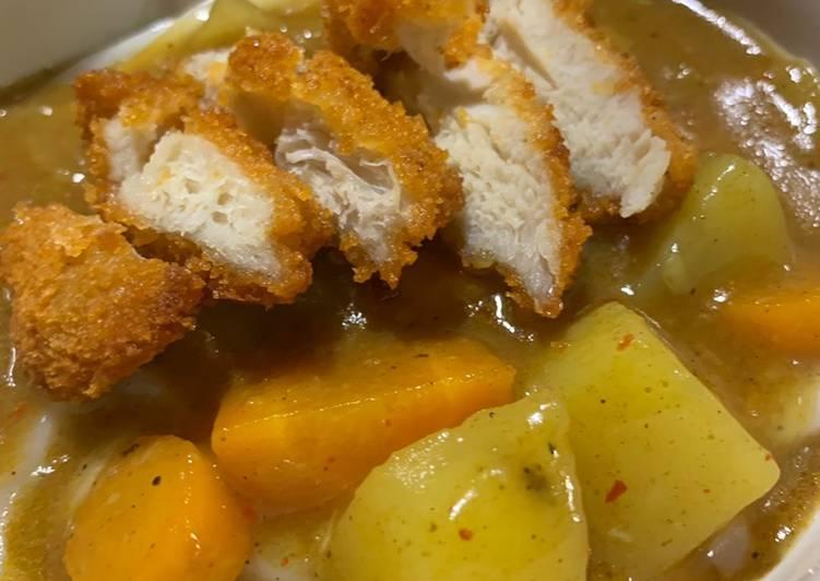 Chicken Katsu Curry Udon Murah Meriah dan Bahannya Gampang Dicari