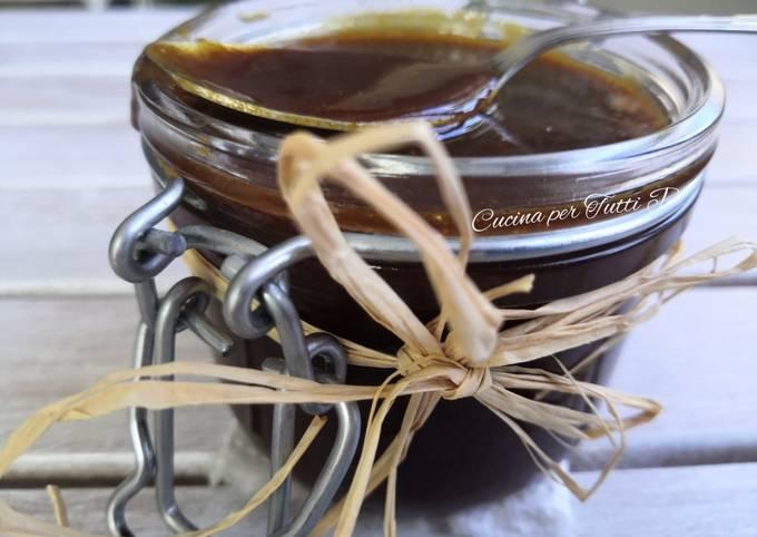 Recette facile du caramel beurre salé #salidou