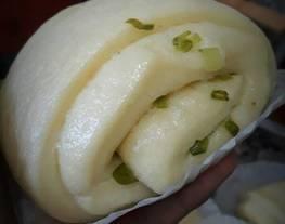 Pao gulung (bakpao gulung)