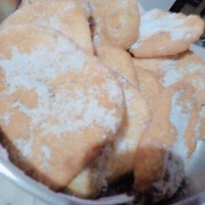 Tortas Fritas Dulces, Dulces