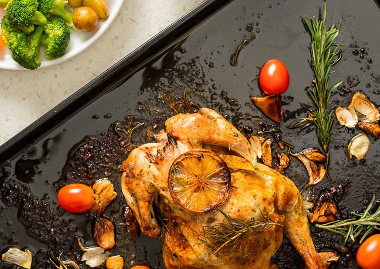 Roasted Chicken - cookandrecipe.com