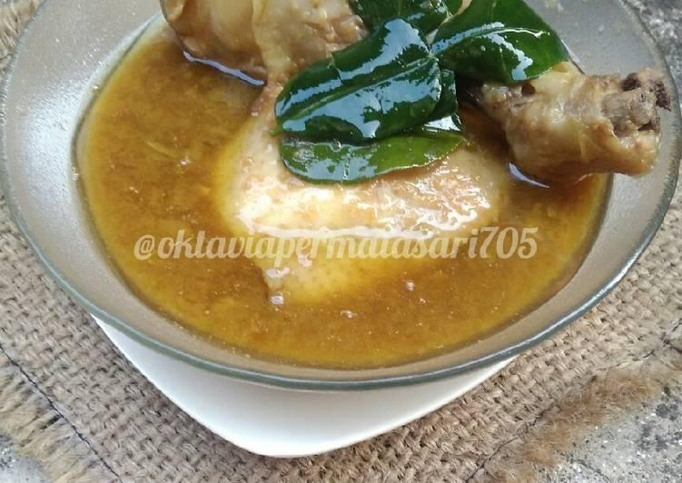 Semur Ayam simpel (2)