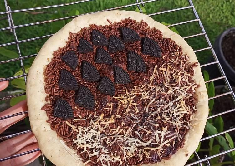 Pizza manis simple