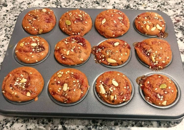 Easiest Way to Prepare Quick Healthy muffins