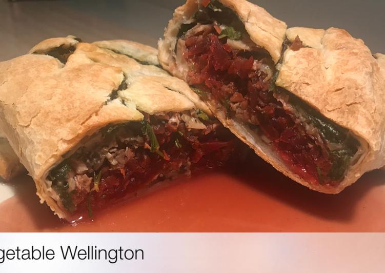How to Make Yummy Veggies Wellington