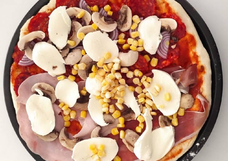 Recipe of Favorite Pizza