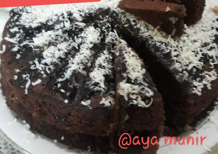 Resep Bolu coklat kukus😋 yang Lezat Sekali