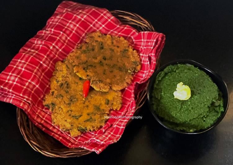 Absolutely Ultimate Dinner Easy Diet Perfect Sarson da Saag & Makki ki Roti