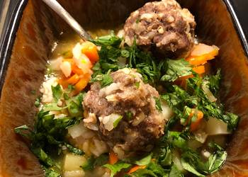 Easiest Way to Prepare Delicious Albondigas