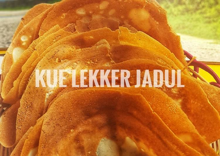 Kue Lekker Jadul - cookandrecipe.com