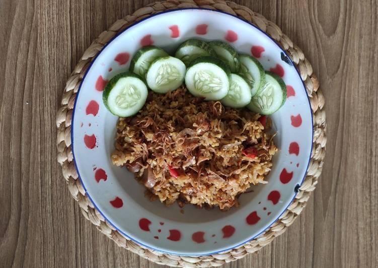 Nasi goreng low profile