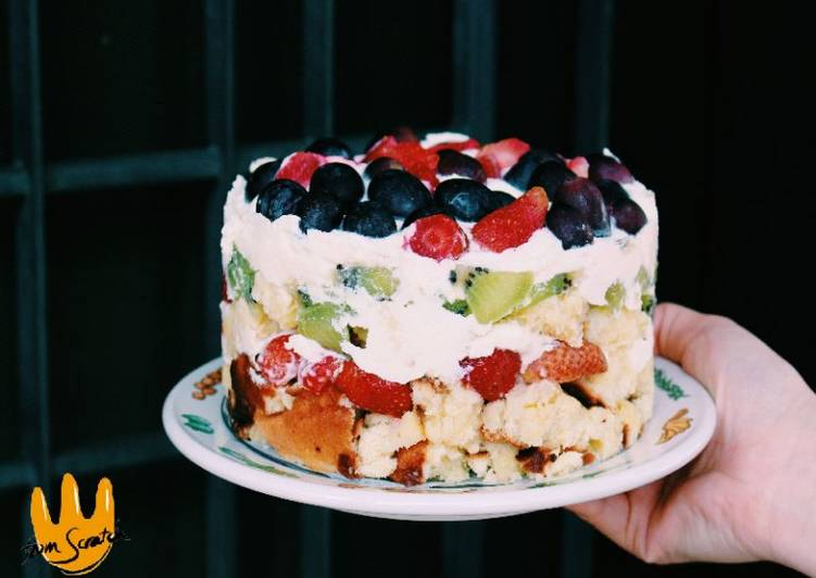 Rubic Color Trifle