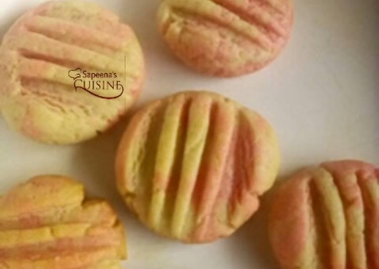 Simple Way to Prepare Super Quick Homemade Sugar cookies