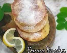 45. Pancake Pisang / Banana Pancake