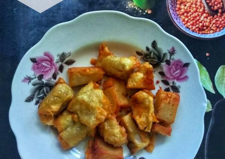 Batagor Ayam Udang