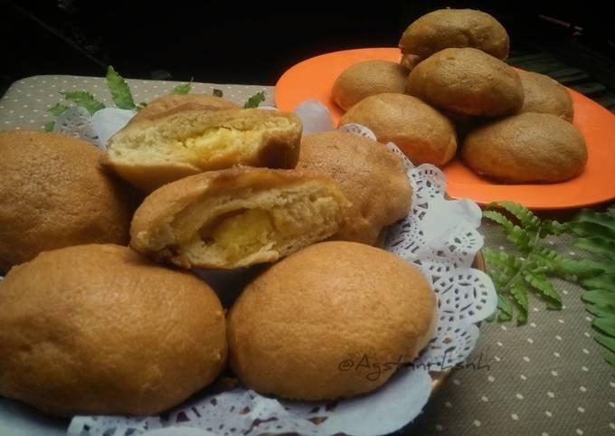 Cara Gampang Menyiapkan Roti Boy / Roti O (Revisi yg lalu) Ala Stefani Horison MasterChef Indonesia