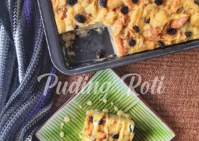 Puding Roti Sempoi