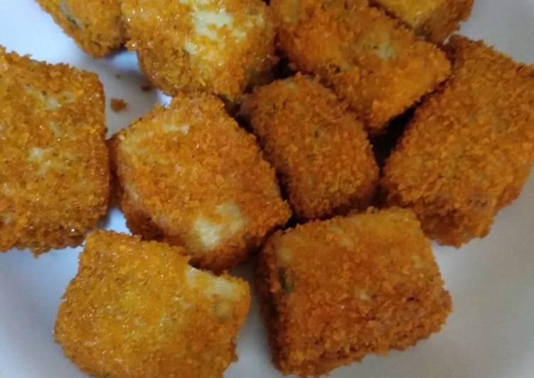 Nugget Ayam Nasi Homemade 💞
