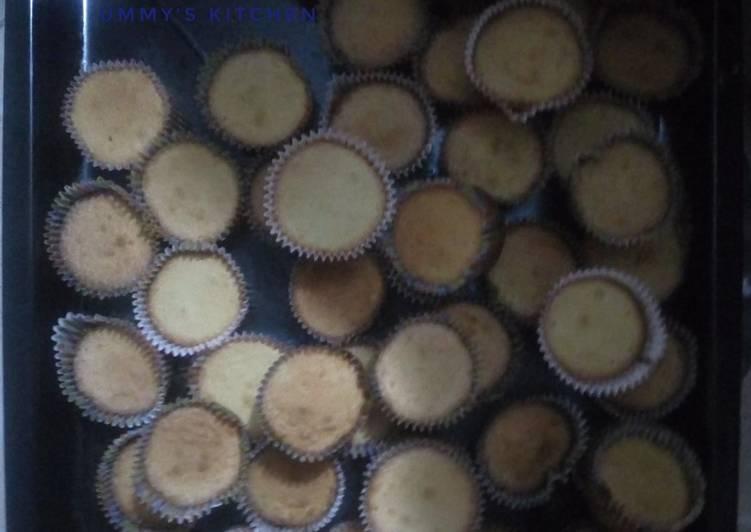 The Best Dinner Easy Homemade 100pcs Moist and Fluffy Cupcakes