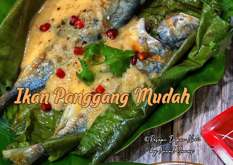 Resepi Ikan Panggang Mudah - resepipouler.com