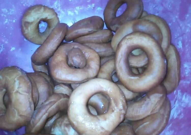 Steps to Make Most Popular Cardamom doughnuts