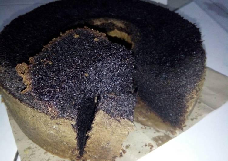resep buat Bolu ketan hitam panggang menul2, empuk, enyaakkk - Sajian Dapur Bunda