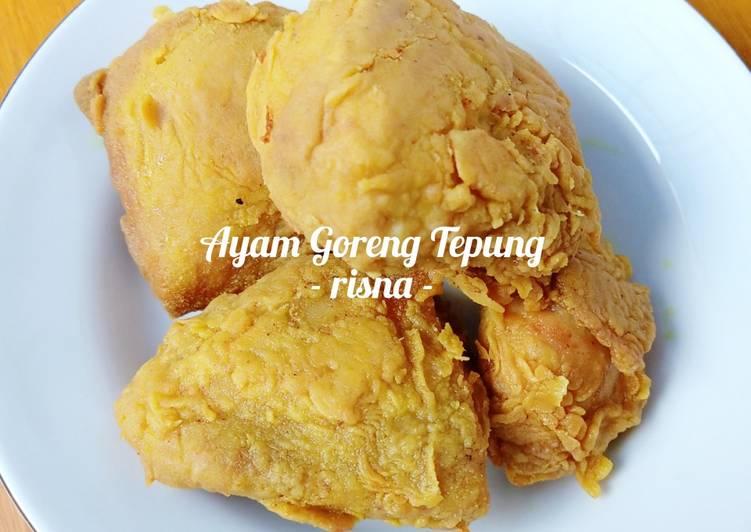 Ayam Goreng Tepung KFC
