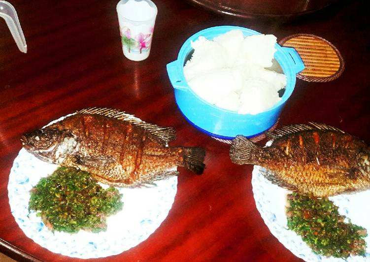 Discover How to Elevate Your Mood with Food Deep fry fish