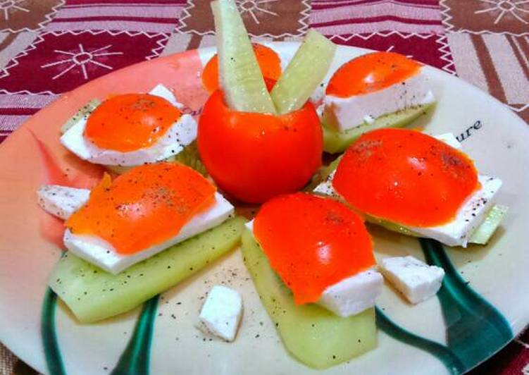 Gulten free Cucumber Sandwiches