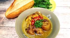 Hình ảnh món Giò Heo Nấu Giả Cầy - Bánh Mì