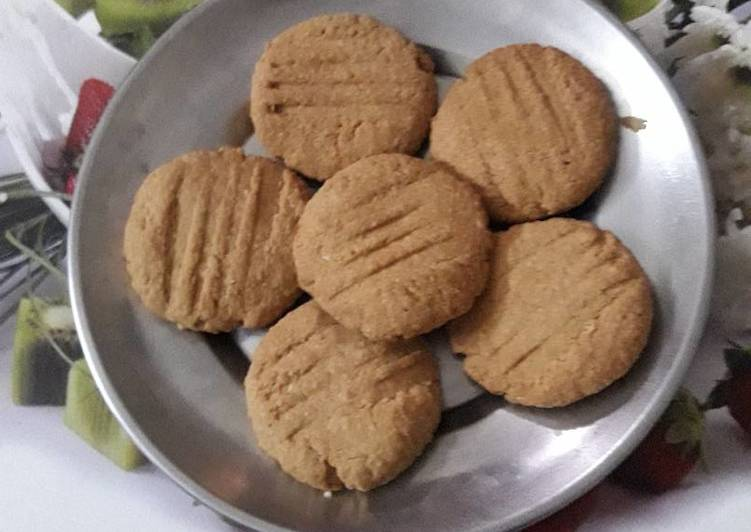 Simple Way to Prepare Homemade Oats ginger cookies