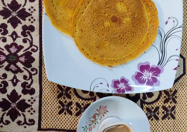 How to Make Award-winning Pancake
