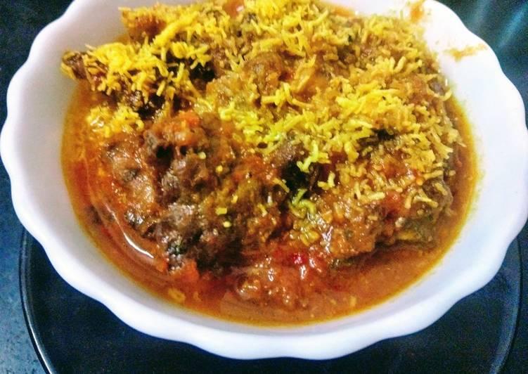 Recipe of Award-winning Palak Kofta Curry