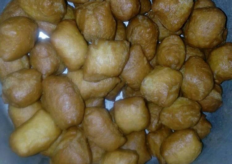 Easiest Way to Make Delicious Mandazi