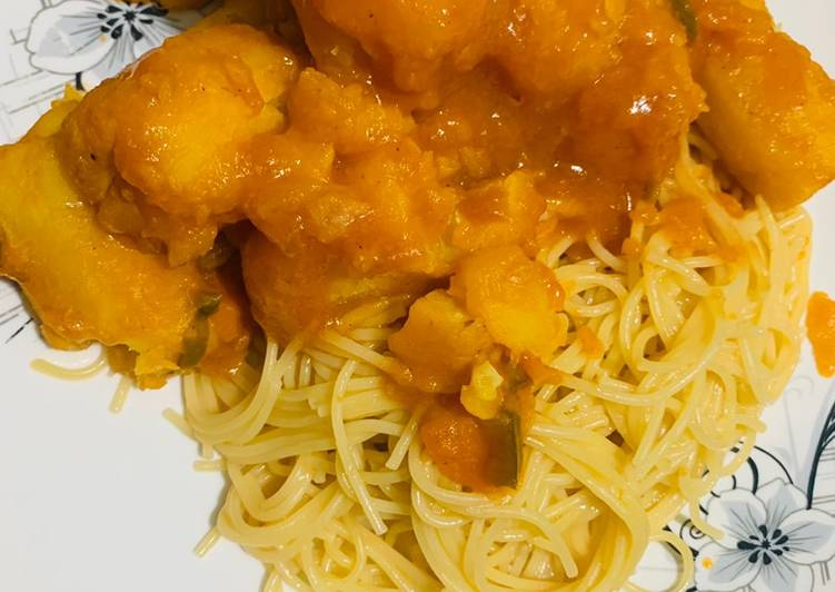 Step-by-Step Guide to Make Speedy Matoke with spaghetti