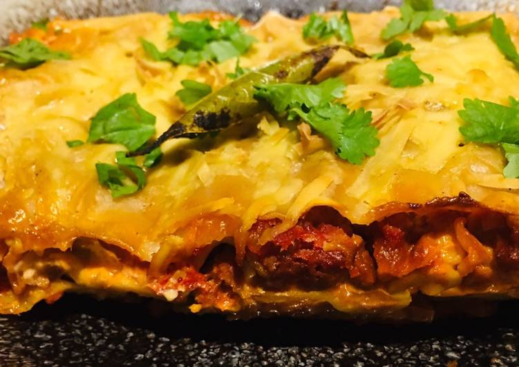 Steps to Prepare Ultimate Homemade Vegan lasagne