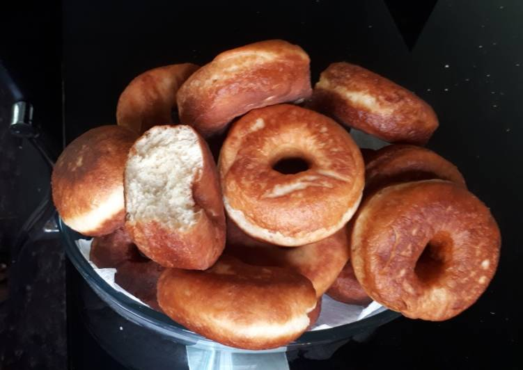30 Minute Easiest Way to Make Quick Doughnuts