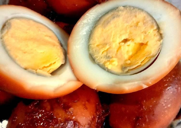 Resep Semur Telur Yang Mudah Enak
