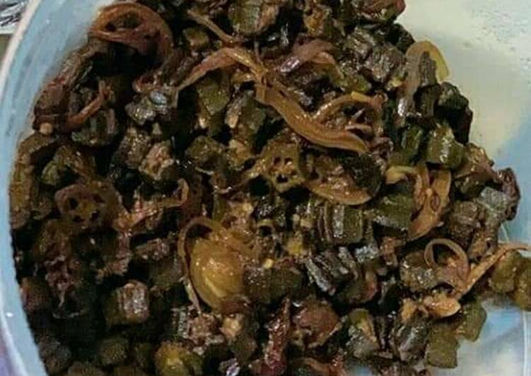 Easiest Way to Make Perfect Bhindi