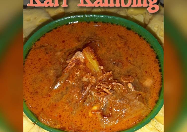 Kari Kambing